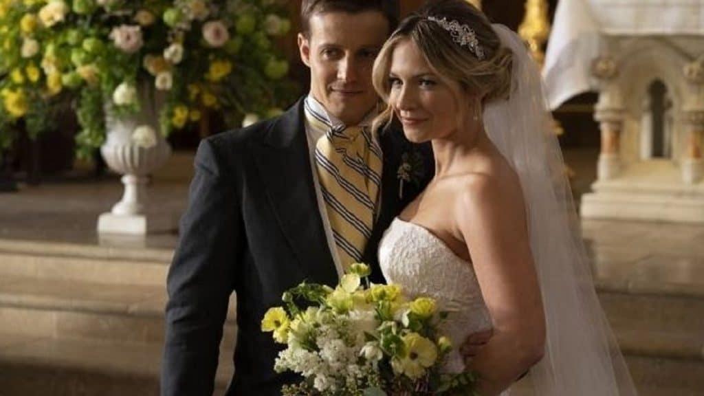 Eddie and Jamie wedding