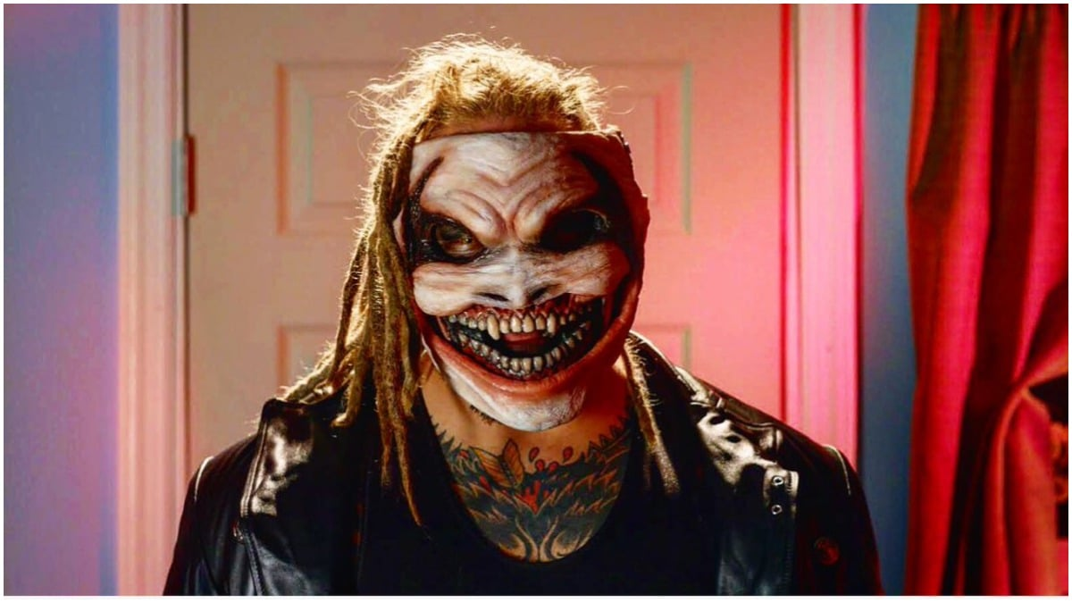 Bray Wyatt debuts new WWE look with a mask created by a Hollywood legend