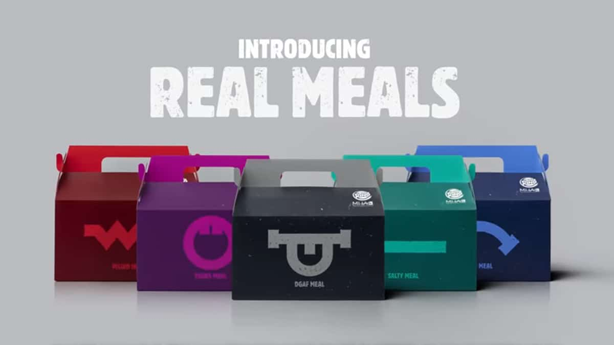 Burger King's new Real Meals