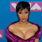 cardi b attends 2018 mtv video music awards event