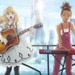 Carole And Tuesday Season 2 release date Carole & Tuesday Part 2 for Netflix English dub sub