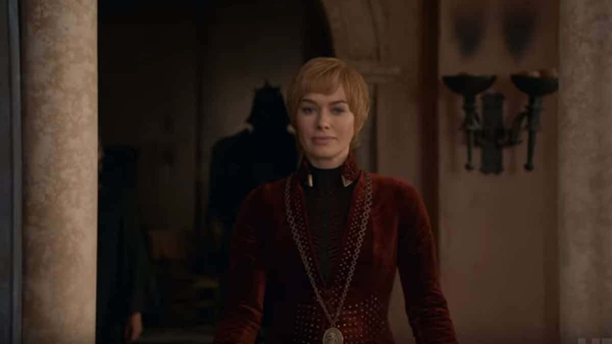 Cersei Lannister is still alive in Game of Thrones cast