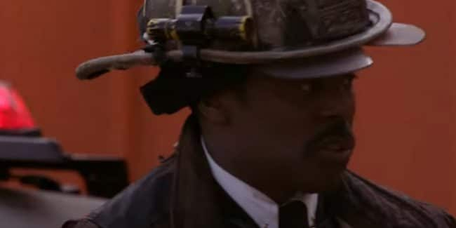 Chief Wallace Boden (Eamonn Walker) during Chicago Fire season finale