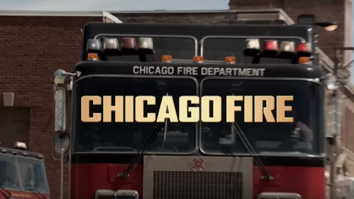 Chicago Fire is one of the most-watched dramas on television