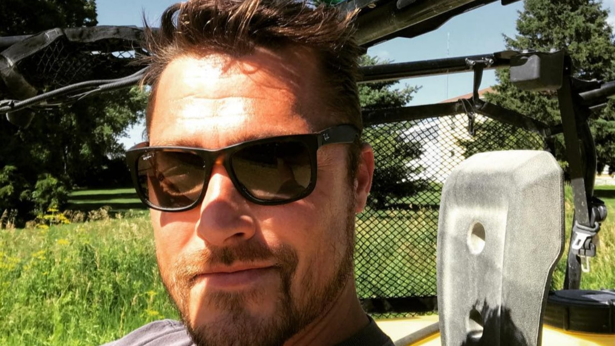 Chris Soules married