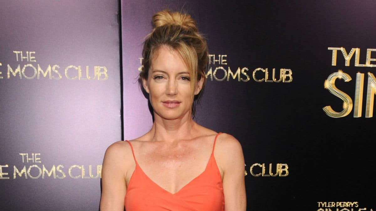 Cynthia Watros is the new Nina on General Hospital.
