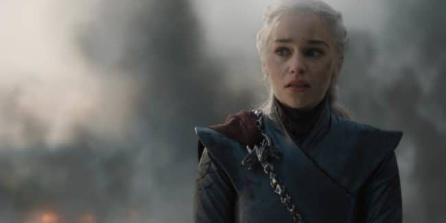 Why did Daenerys burn King's Landing?