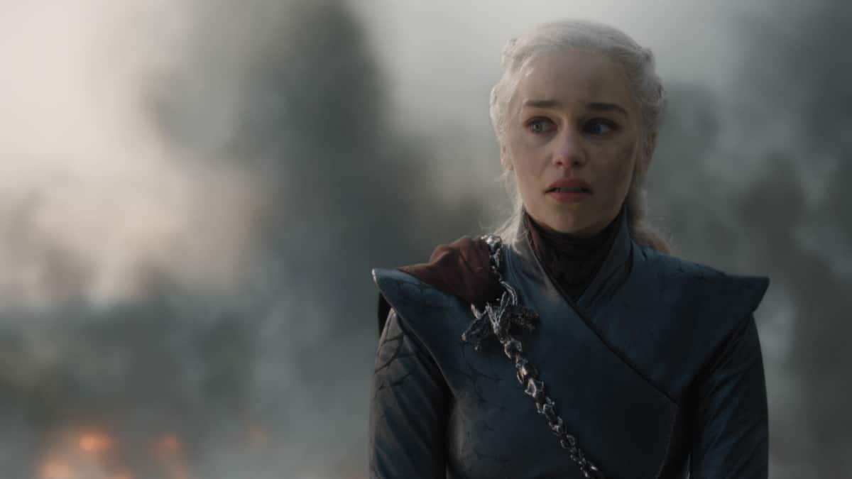 Daenerys Game of Thrones - Why did Daenerys burn King's Landing?