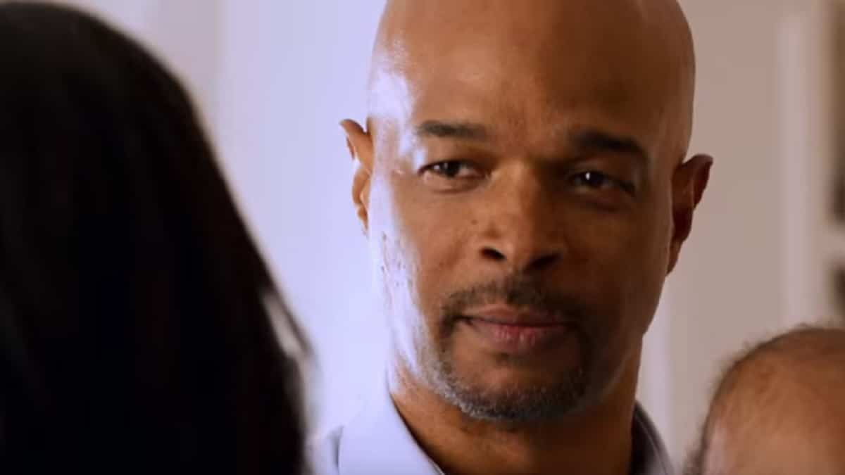 Damon Wayans during Season 1 of Lethal Weapon