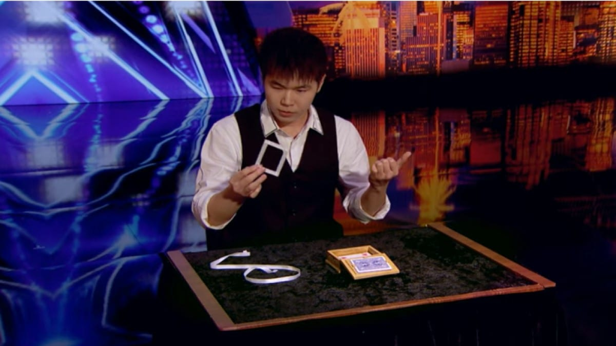 Eric Chien On AGT