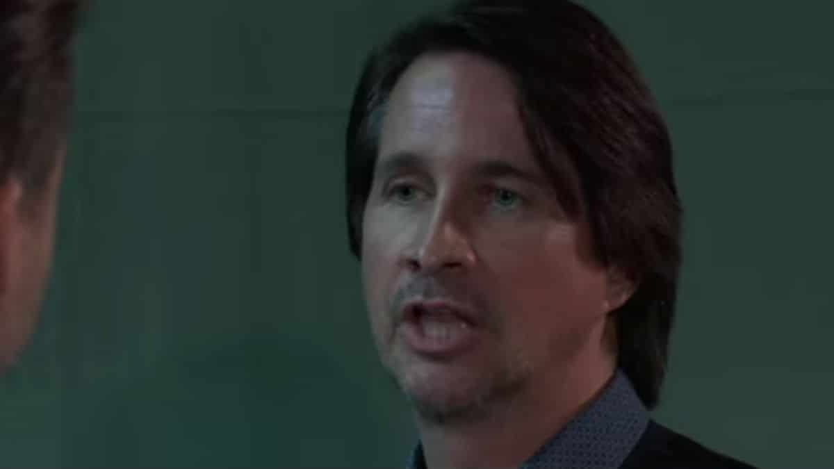 Michael Easton as Finn on General Hospital.