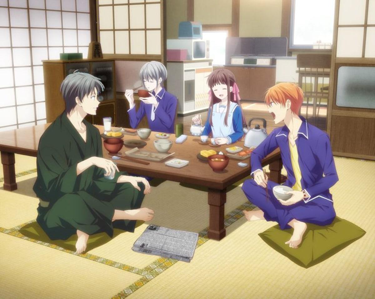 Fruits Basket Anime Teaser 2 Release Date 2019