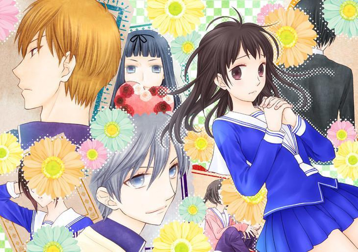Fruits Basket Another Manga Characters