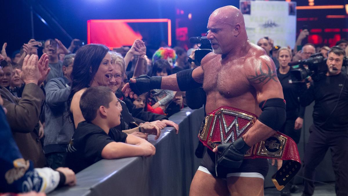 Randy Orton mocks WWE bringing back Goldberg for Saudi Arabia show