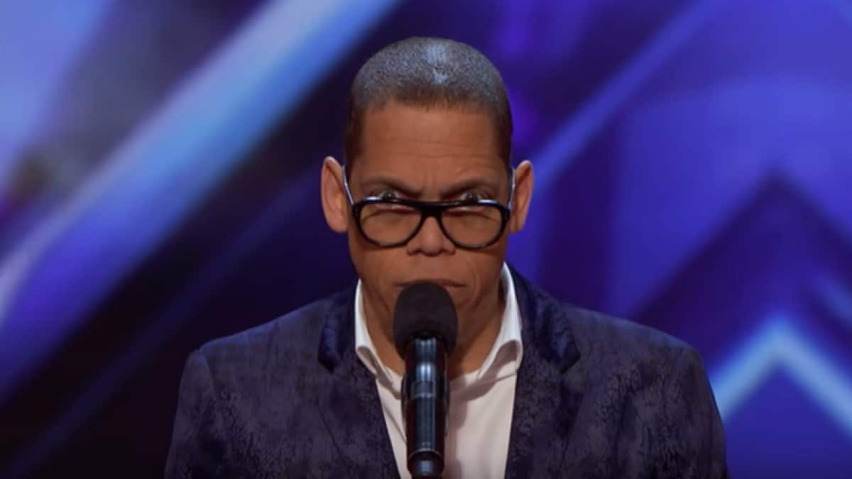 Greg Morton On America's Got Talent
