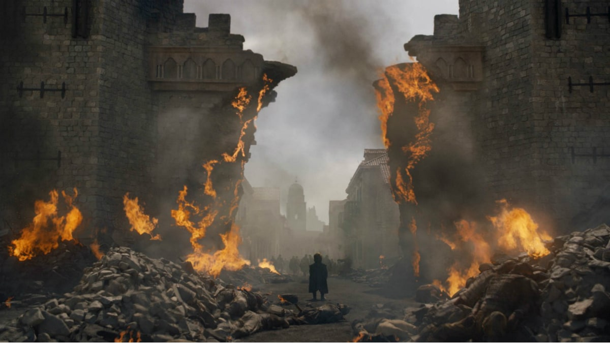 HBO's 'Game of Thrones' Season 8 finale, Episode 6