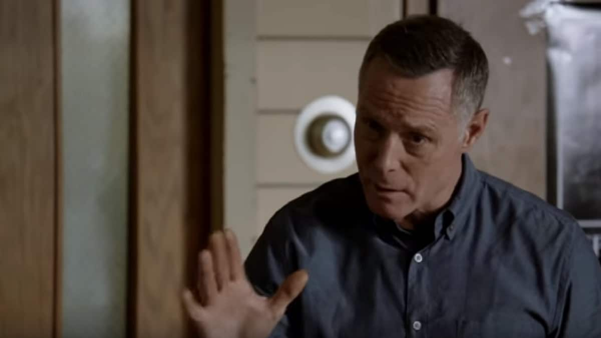 Jason Beghe as Hank Voight on Chicago P.D. cast