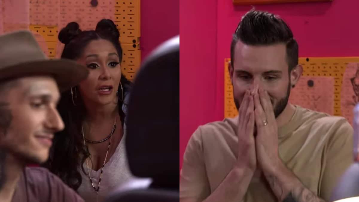 "Nicole ""Snooki"" Polizzi and Nico Tortorella react to tattoos on How Far Is Tattoo Far Season 2"