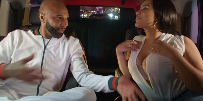 Joe Budden and Cyn Santana on Love & Hip Hop: New York