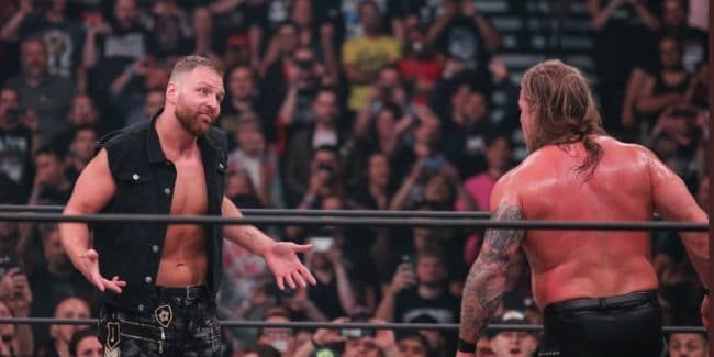 Jon Moxley reveals why he left WWE and Dean Ambrose behind
