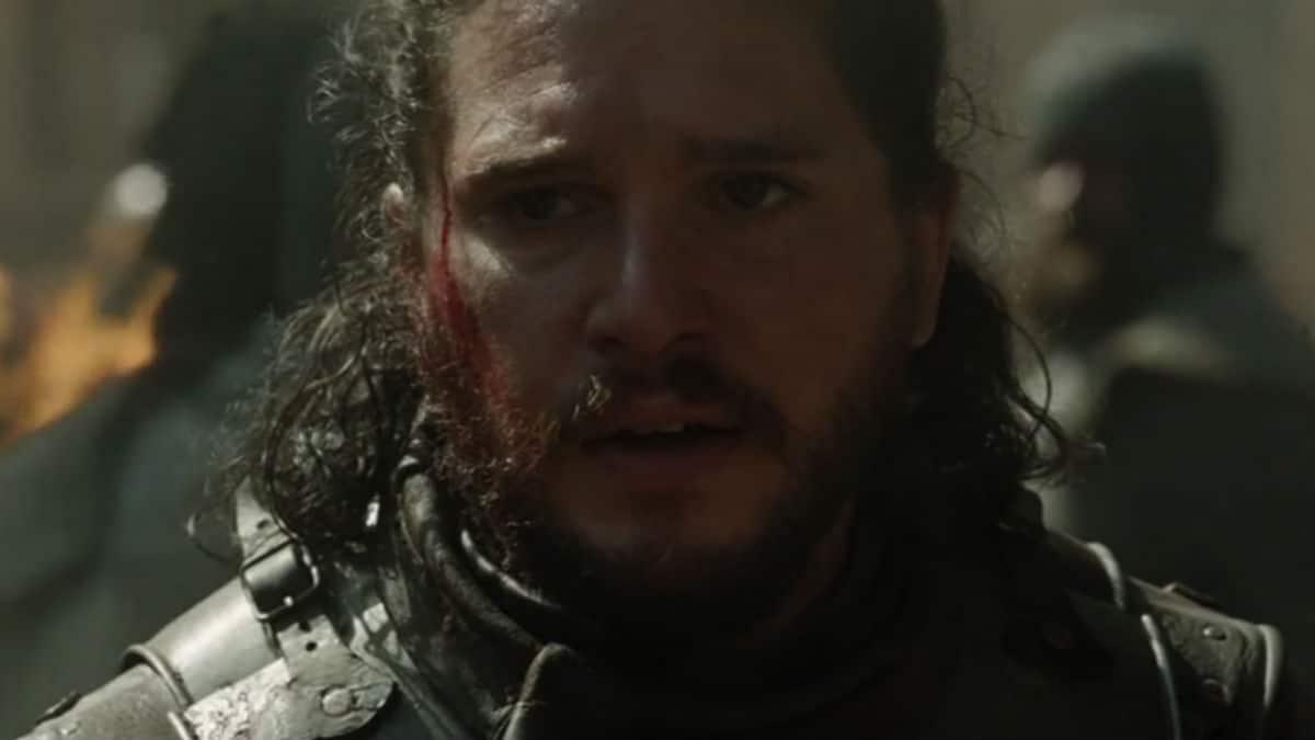 Jon Snow Battle of King's Landing