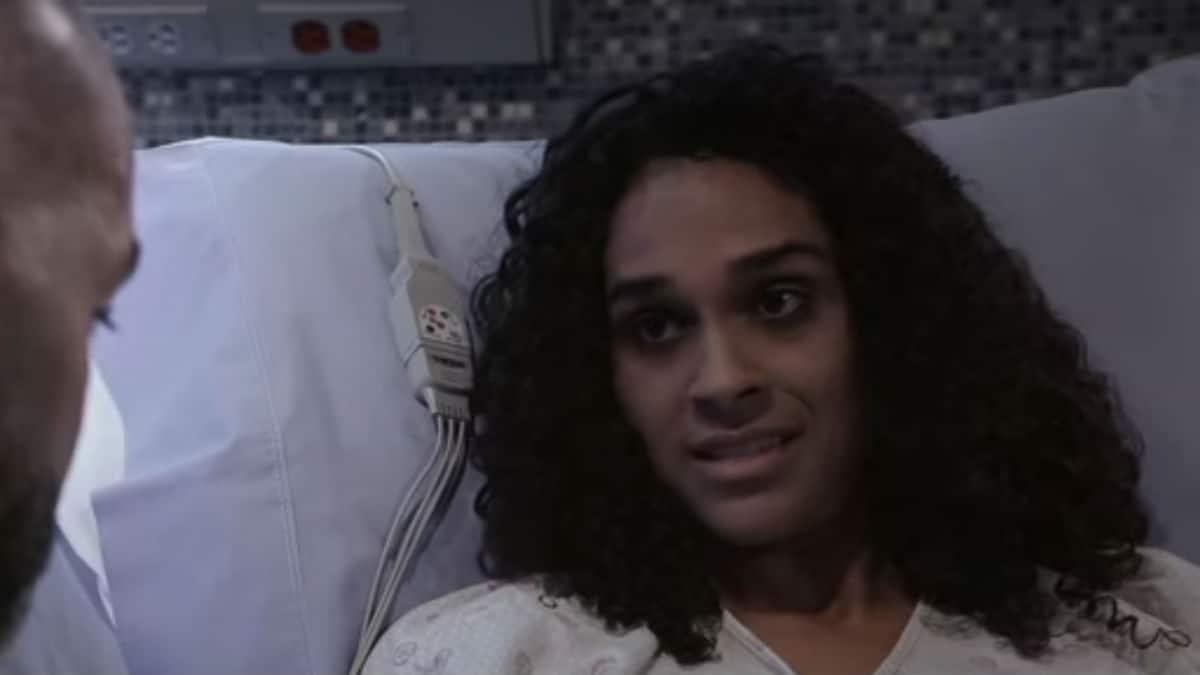 Briana Nicole Henry as Jordan Ashford on General Hospital.