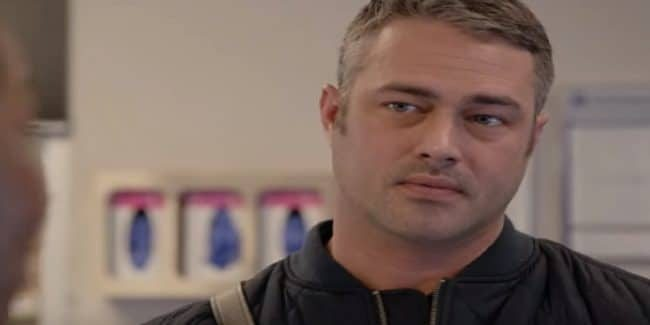 Taylor Kinney as Kelly Severide on Chicago Fire cast