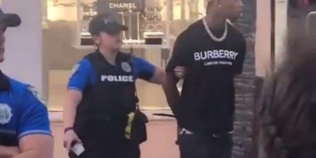 Rapper Key Glock arrested