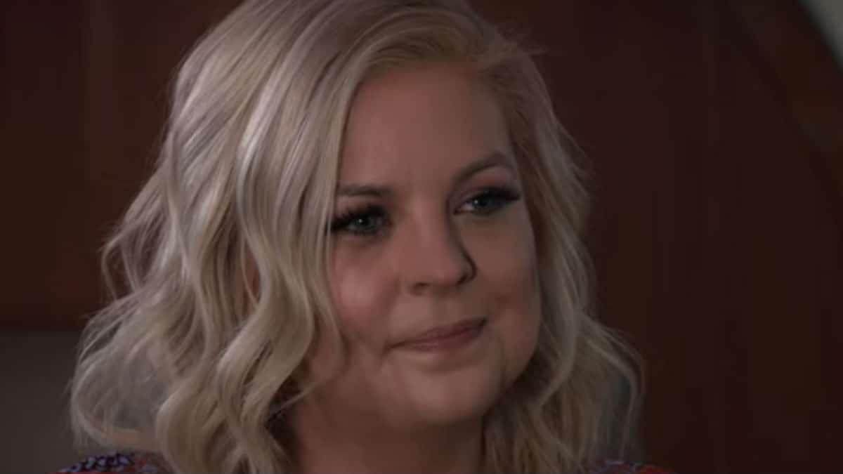 Kirsten Storms as Maxie Jones on General Hospital.