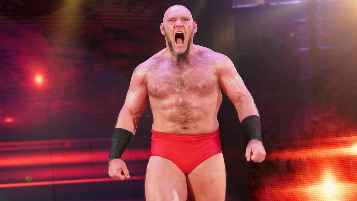 WWE punishes Lars Sullivan for online posts made 10 years ago