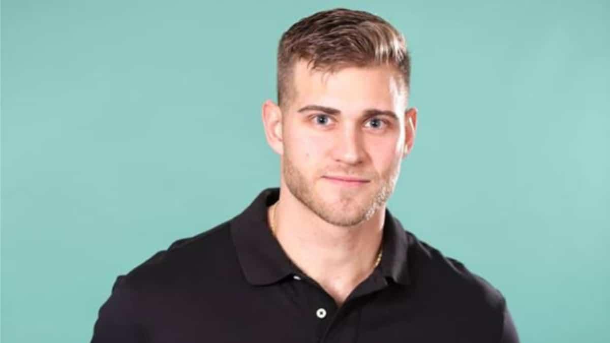 Luke Parker eliminated on The Bachelorette