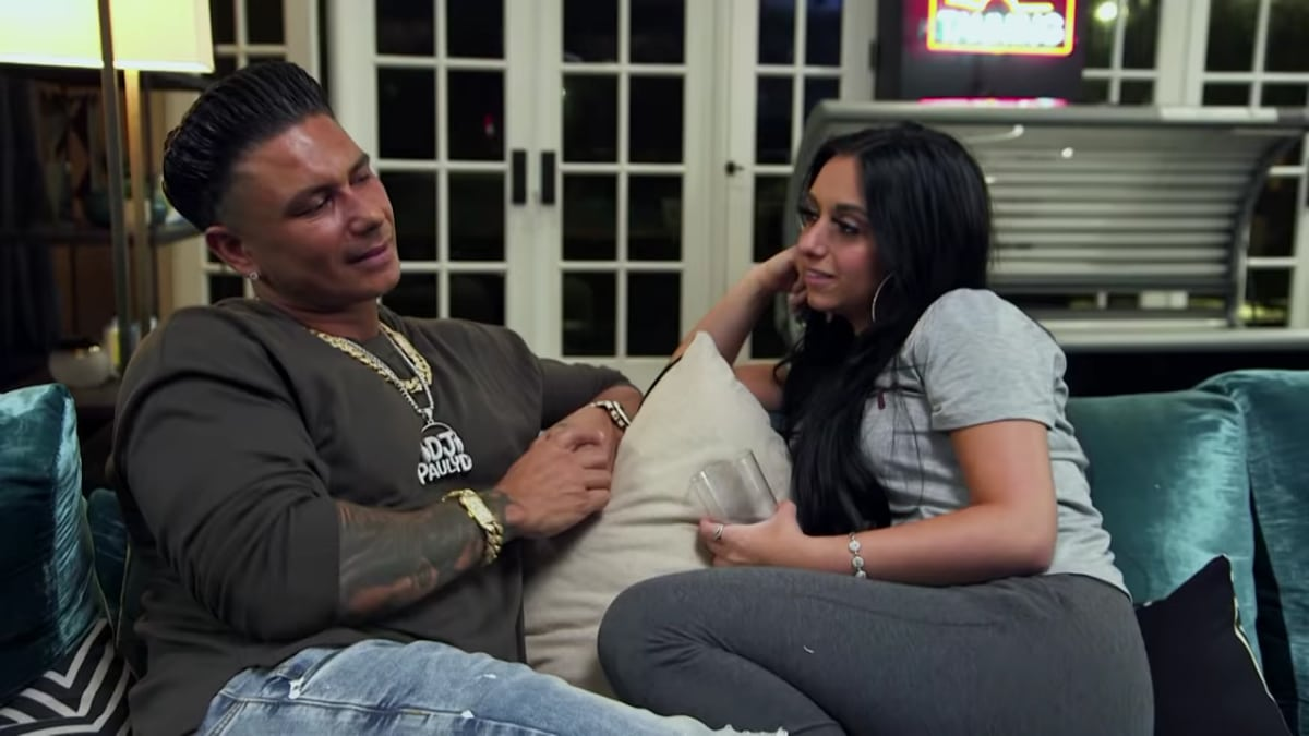 DJ Pauly D and Marissa on Double Shot At Love
