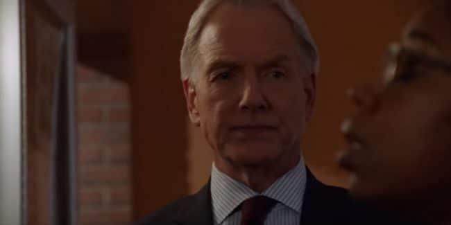 Mark Harmon as Gibbs on NCIS cast