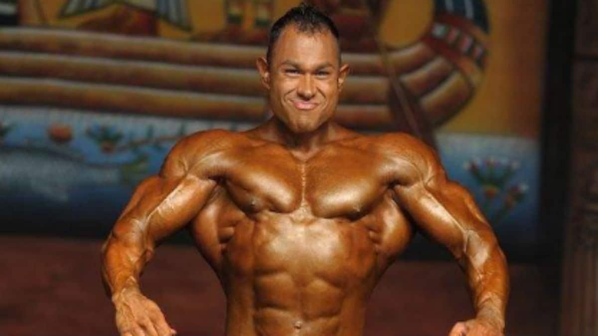 Matt Porter bodybuilder