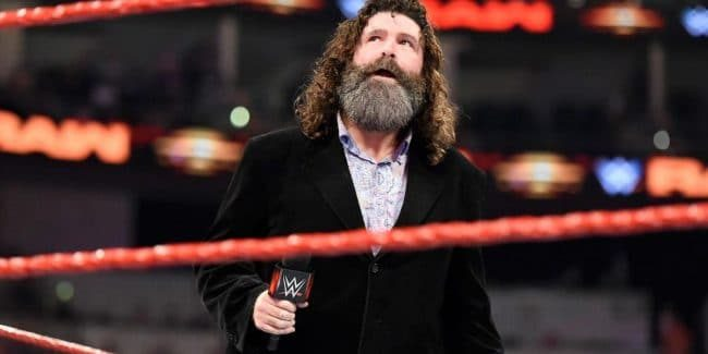 WWE and Mick Foley to announce new title on Monday Night Raw