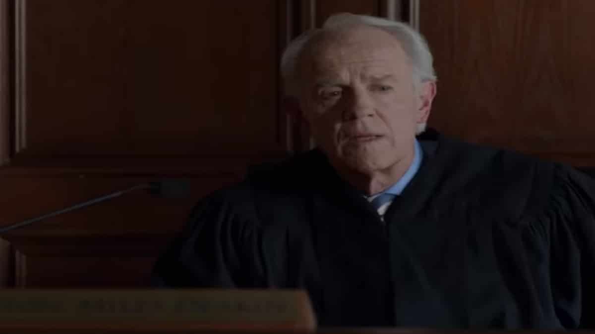 Mike Farrell on the NCIS cast as Judge Miles Deakin