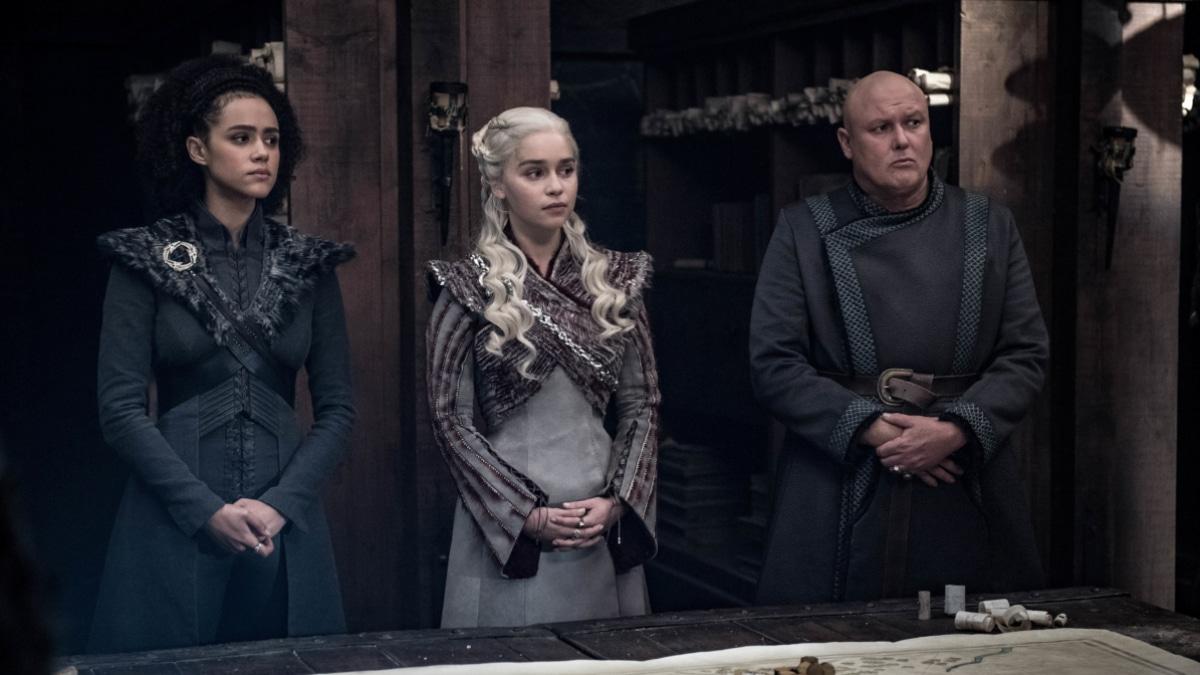 Missandei dies Game of Thrones