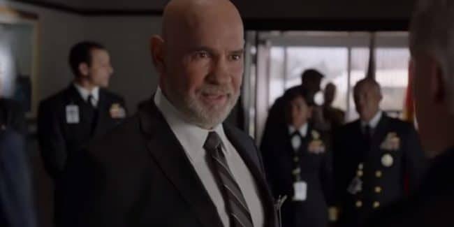 Mitch Pileggi as Wynn Crawford on NCIS