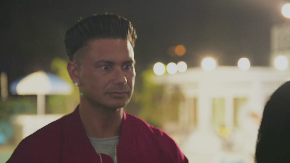 DJ Pauly D learns that Nikki repeated something he said