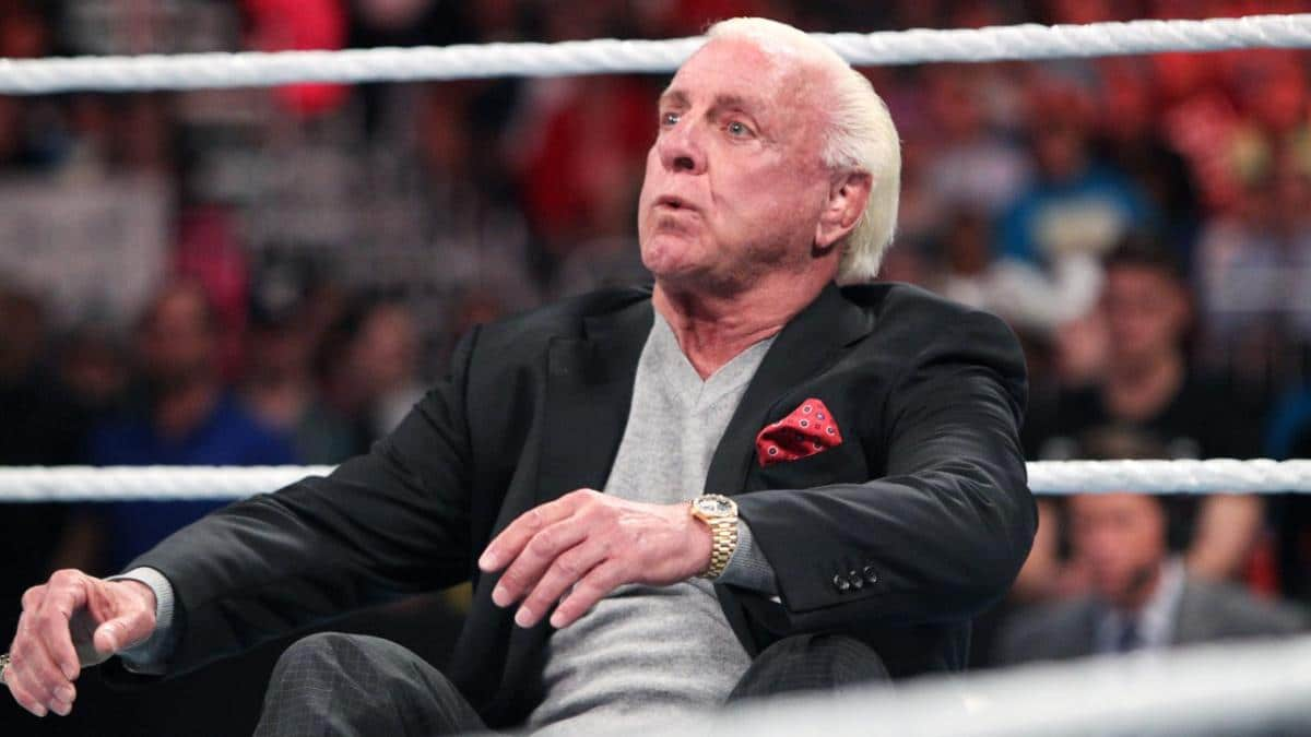Ric Flair Experiences 'Complications' -- Heart Surgery Rescheduled