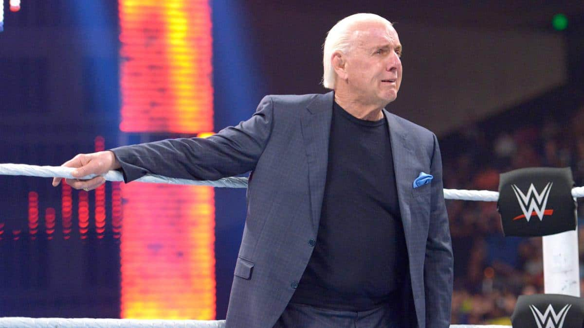 Ric Flair health issues force him out of weekend event at Starrcast II