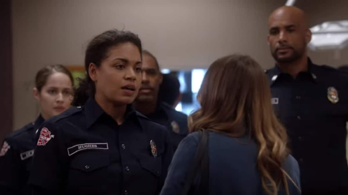 Vic and Station 19 deal with the death of Chief Ripley.