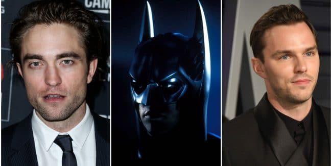 Robert Pattinson or Nicholas Hoult: Who would make the better Batman?