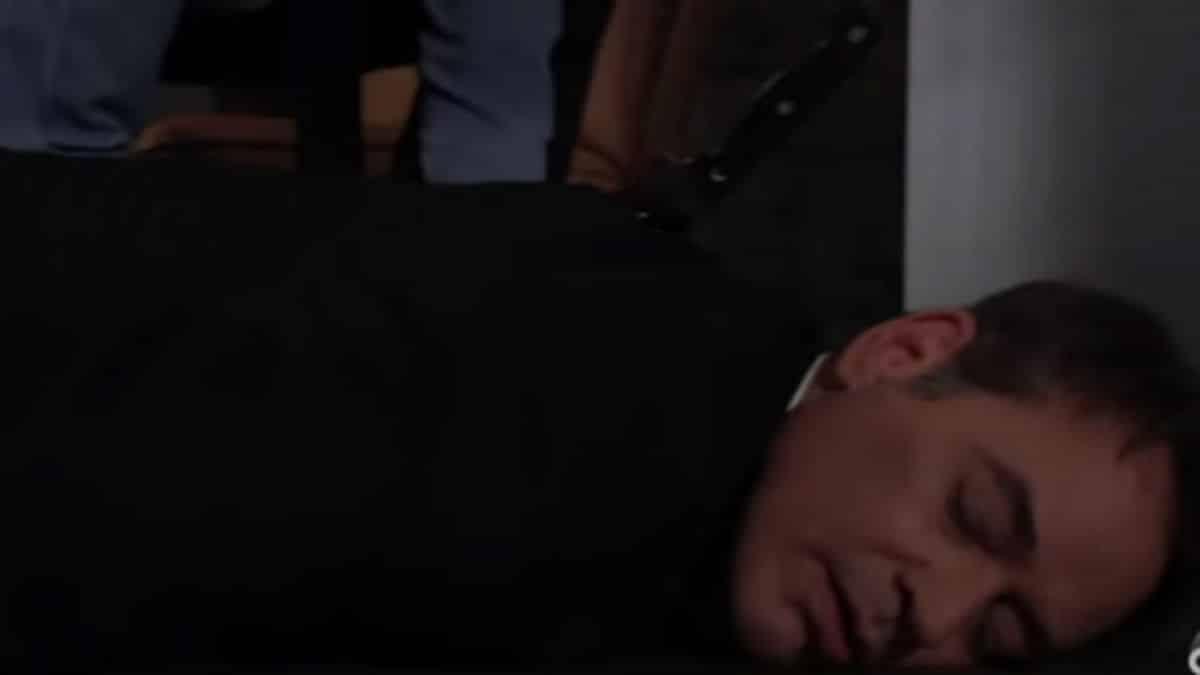 Jon Lindstrom as Ryan on General Hospital.