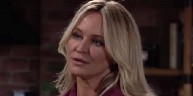 Sharon Case as Sharon on The Young and the Restless.
