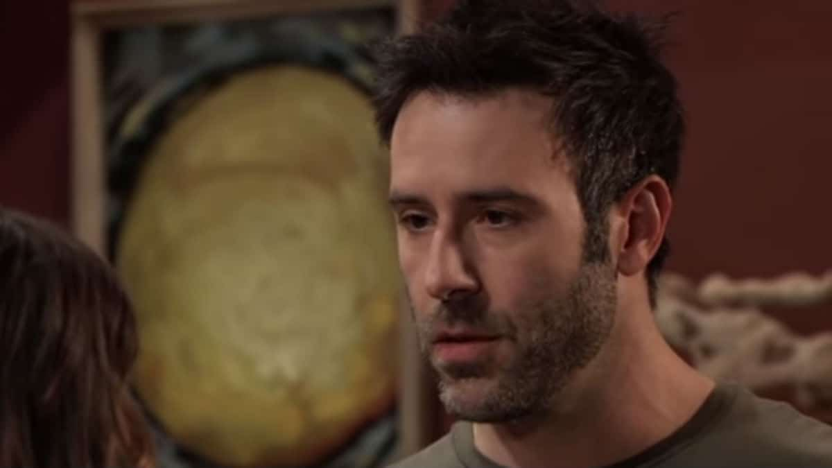 Coby Ryan McLaughlin as Shiloh on General Hospital.