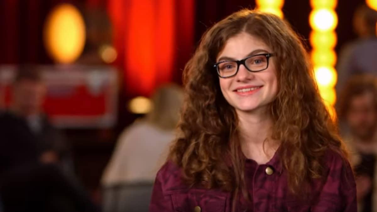 Sophie Pecora On AGT