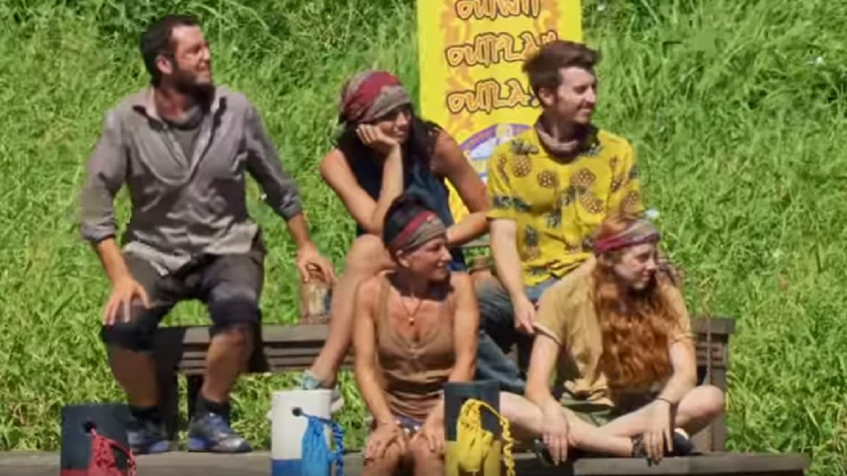 Survivor Season 38 final episode scene
