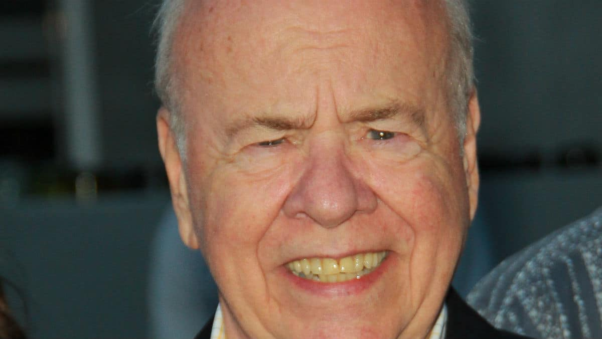 American actor and comedian Tim Conway