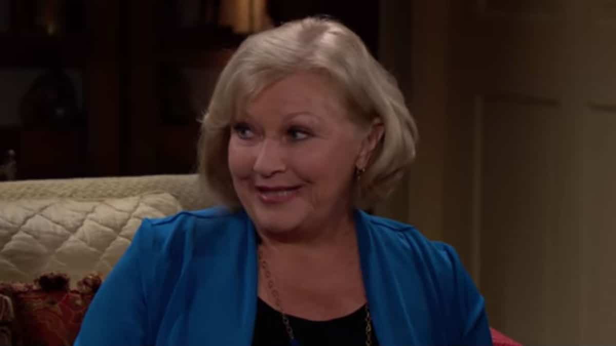 Beth Maitland as Traci Abbott on The Young and the Restless.
